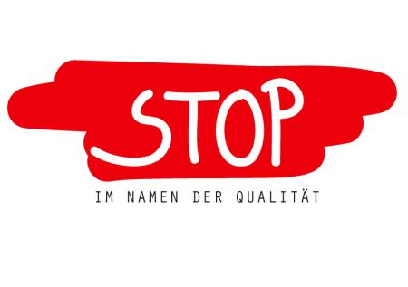 Auftrags Stop, Projekt Auswahl, Anfrage Werbeagentur
