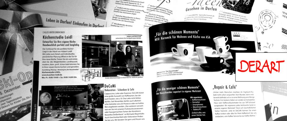 Werbekampagne, Derart Werbeagentur, Marketing Ansprechpartner Dorfen